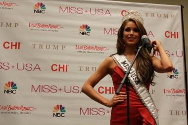 Miss USA 2014 - Nia Sanchez - Baton Rouge - 1st Press Conference - BTR360.COM - Kevin Woolsey Photo (3)