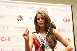 Miss USA 2014 - Nia Sanchez - Baton Rouge - 1st Press Conference - BTR360.COM - Kevin Woolsey Photo (9)