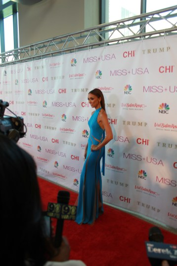 Miss USA Donald J Trump CHI Celebrity Red Carpet Visit Baton Rouge 360 Miss Universe Organization MUO Photo Kevin Woolsey (120)