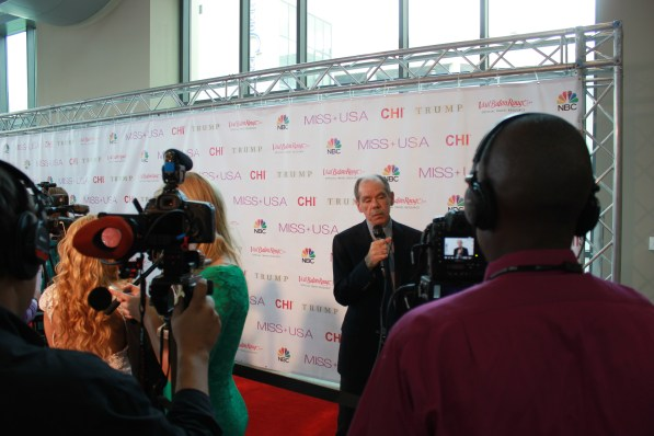 Miss USA Donald J Trump CHI Celebrity Red Carpet Visit Baton Rouge 360 Miss Universe Organization MUO Photo Kevin Woolsey (2)