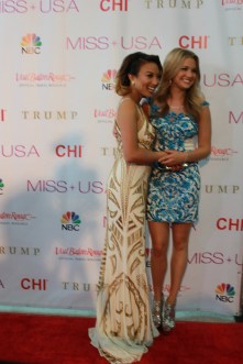 Miss USA Donald J Trump CHI Celebrity Red Carpet Visit Baton Rouge 360 Miss Universe Organization MUO Photo Kevin Woolsey (247)