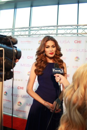 Miss USA Donald J Trump CHI Celebrity Red Carpet Visit Baton Rouge 360 Miss Universe Organization MUO Photo Kevin Woolsey (286)