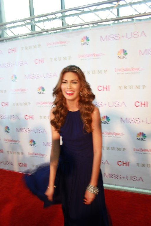 Miss USA Donald J Trump CHI Celebrity Red Carpet Visit Baton Rouge 360 Miss Universe Organization MUO Photo Kevin Woolsey (309)