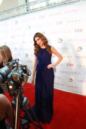 Miss USA Donald J Trump CHI Celebrity Red Carpet Visit Baton Rouge 360 Miss Universe Organization MUO Photo Kevin Woolsey (312)