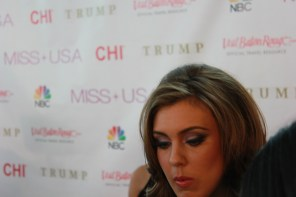 Miss USA Donald J Trump CHI Celebrity Red Carpet Visit Baton Rouge 360 Miss Universe Organization MUO Photo Kevin Woolsey (349)