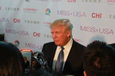 Miss USA Donald J Trump CHI Celebrity Red Carpet Visit Baton Rouge 360 Miss Universe Organization MUO Photo Kevin Woolsey (436)