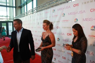 Miss USA Donald J Trump CHI Celebrity Red Carpet Visit Baton Rouge 360 Miss Universe Organization MUO Photo Kevin Woolsey (59)