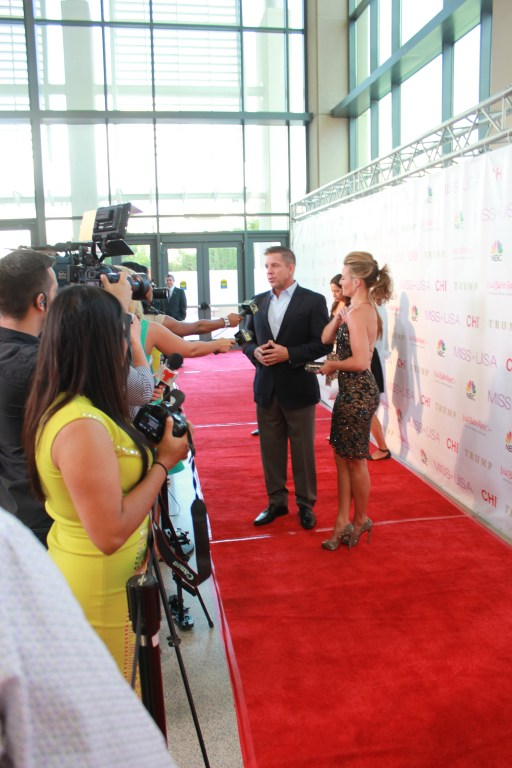 Miss USA Donald J Trump CHI Celebrity Red Carpet Visit Baton Rouge 360 Miss Universe Organization MUO Photo Kevin Woolsey (75)