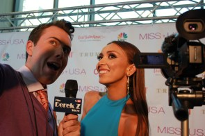 Miss USA Donald J Trump CHI Celebrity Red Carpet Visit Baton Rouge 360 Miss Universe Organization MUO Photo Kevin Woolsey (93)