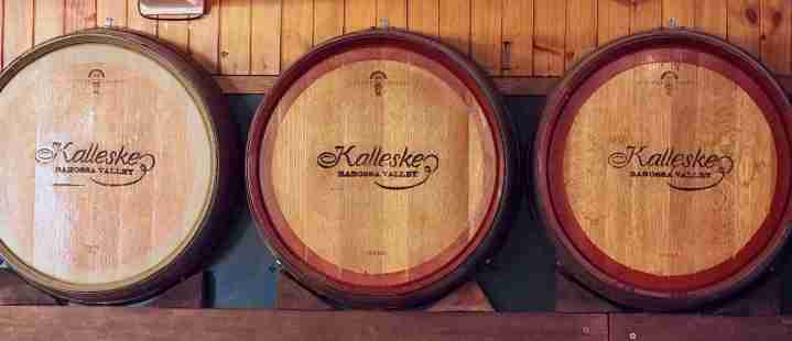 2018 November Kalleske Wines