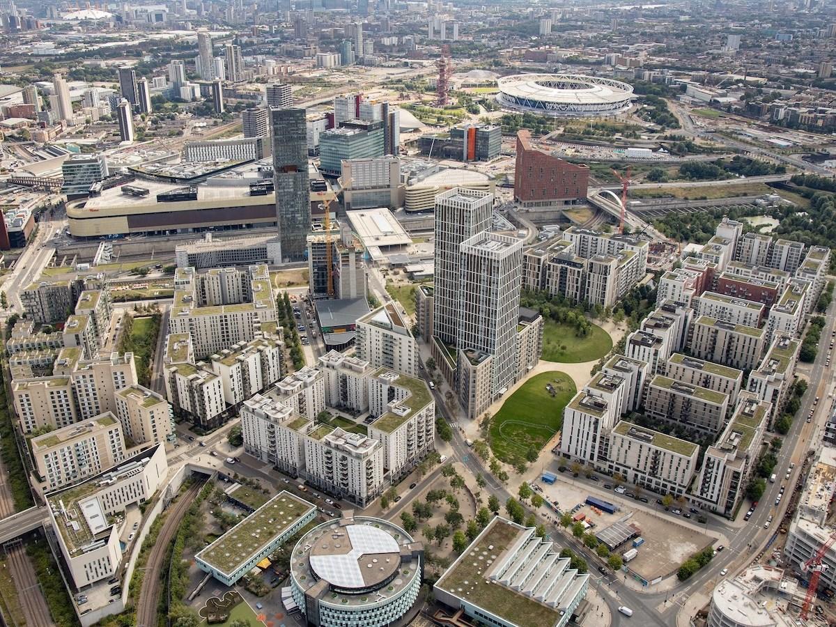 East Village at Queen Elizabeth Olympic Park - BTR News