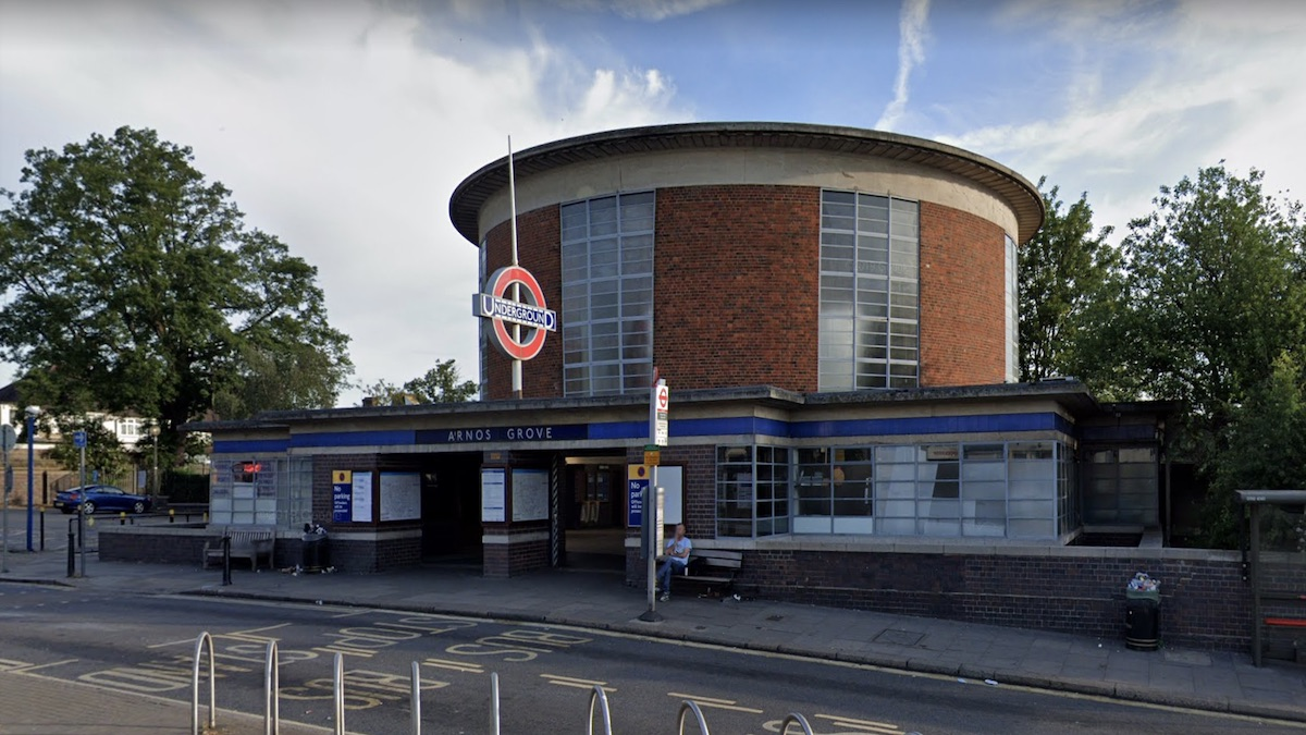 Arnos Grove underground station - Build to Rent, Enfield