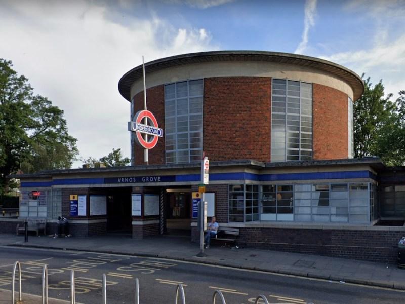 Arnos Grove underground station - Build to Rent, Enfield