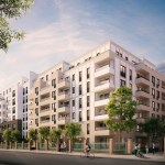 The Stadtquartier Südkreuz Build to Rent scheme, Berlin