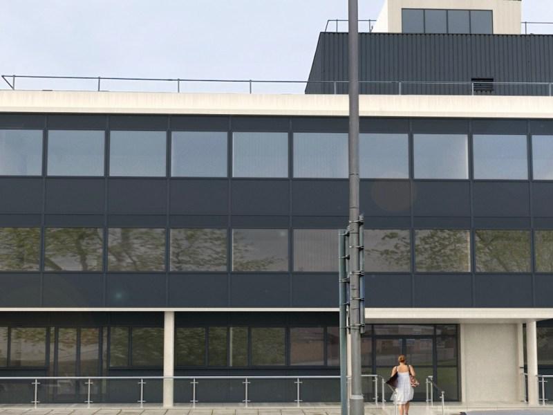 Crown Buildings scheme, St Helen's, Merseyside
