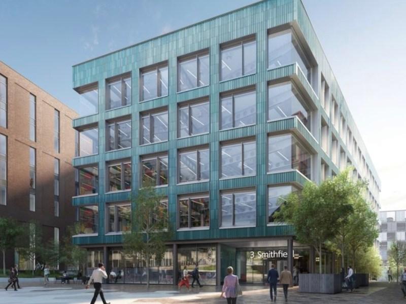 Clayworks Build to Rent scheme, Smithfields site   BTR News