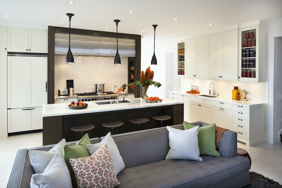Kitchen and lounge - BTR News