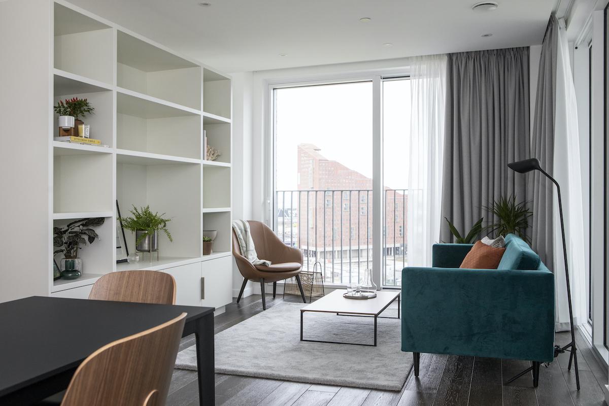 Living area, BoConcept