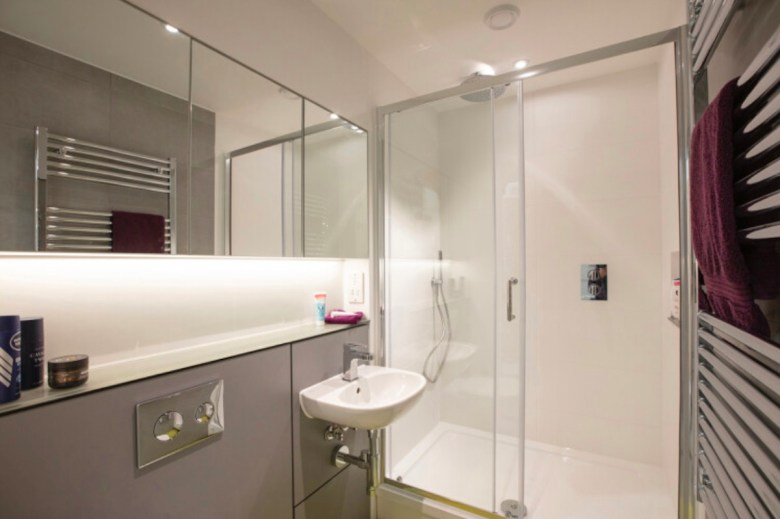 Offsite Solutions' bathroom pods