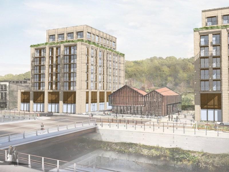 Kirkstall Forge development, Leeds - CEG | BTR News