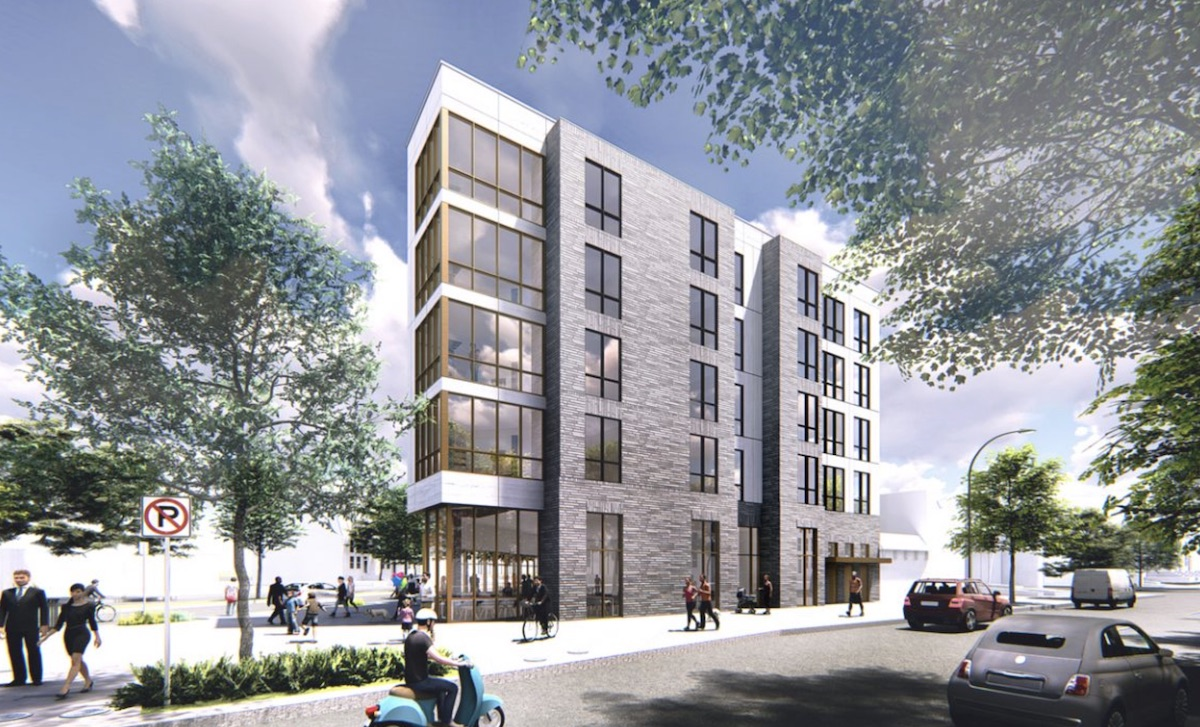 Modo multifamily building - Community Three Development | BTR News