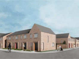 Woodland Rise Build to Rent scheme, Doncaster - Godwin Developments | BTR News