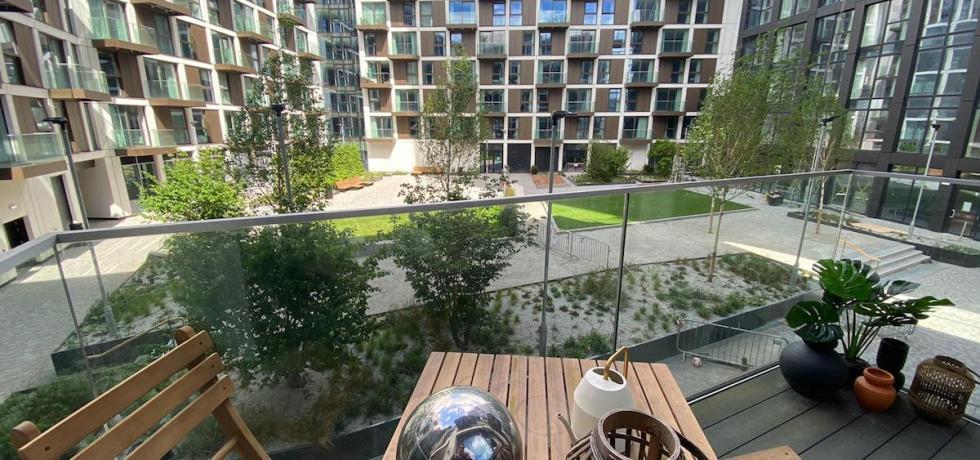 Angel gardens courtyard - Moda Living   BTR News