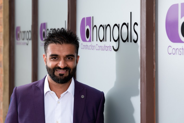 Parm Bhangal, Managing Director, Bhangals Construction Consultants | BTR News