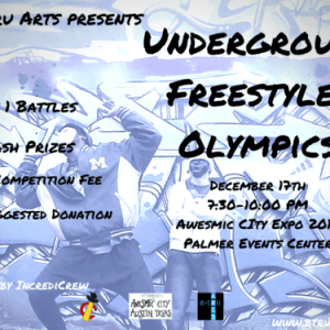 The Underground Freestyle Olympics ACE