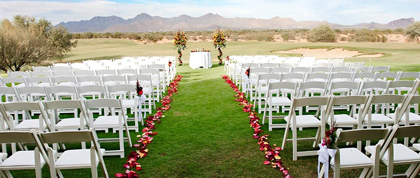Wedding Photography Talking Stick Golf Club