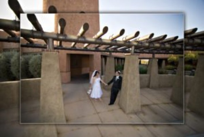 Wedding Photography at Talking Stick Golf Club