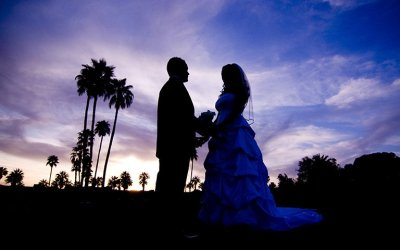 Destination Wedding in My Backyard: Wigwam Arizona