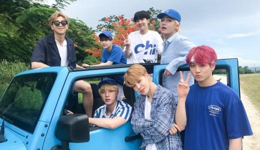 BTSの聖地巡り 日本でメンバーが訪れた店や食べ物・場所