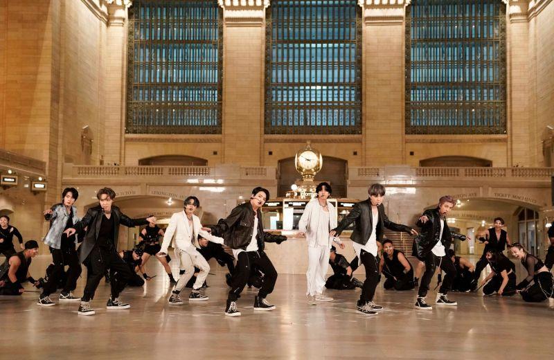 BTS トゥナイトショー