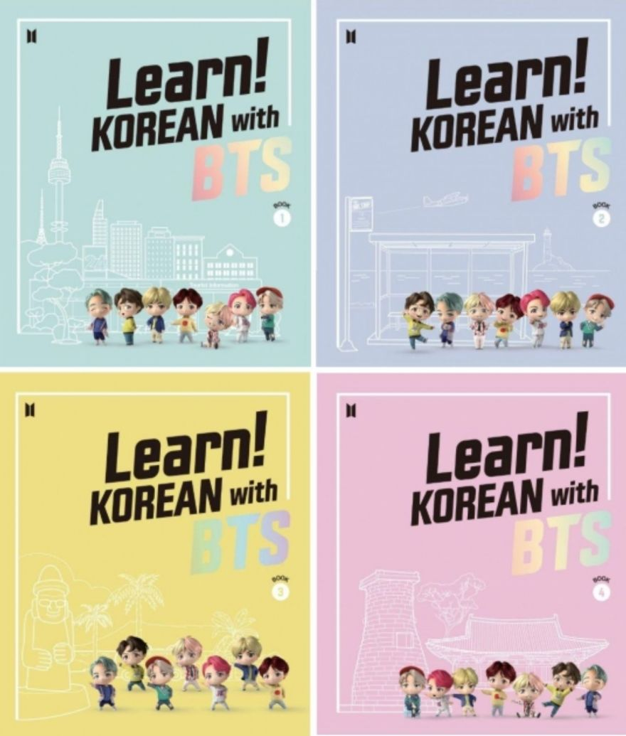 Learn!KOREAN with BTS