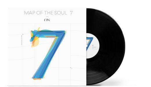 BTS ONのレコード盤が発売!