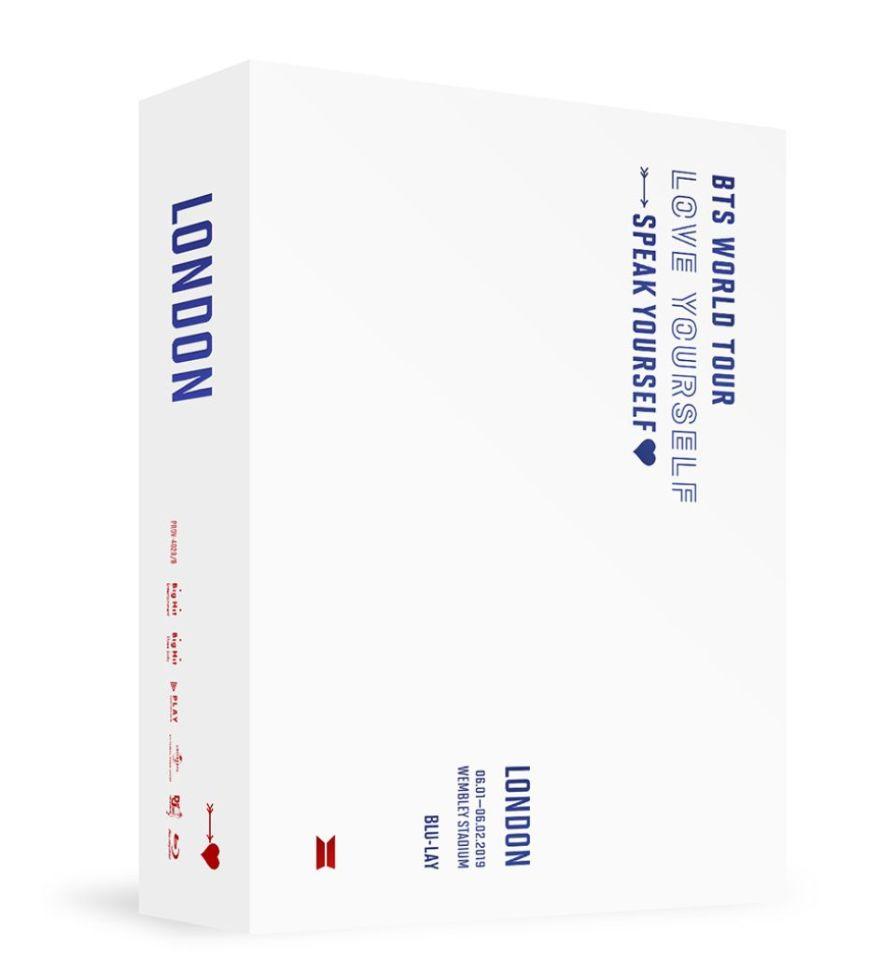 BTS ウェンブリー Blu-ray