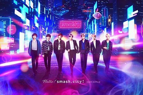 BTS Smash.