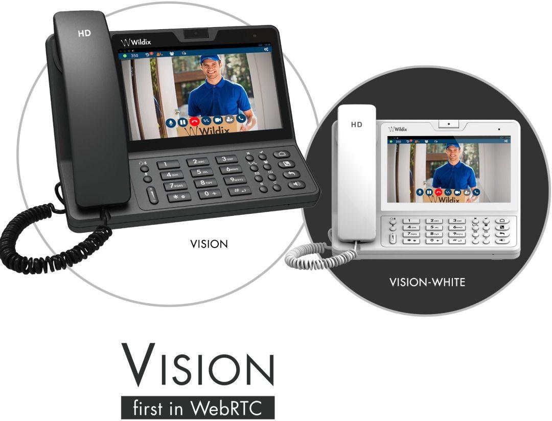 Wildix Vison Phone