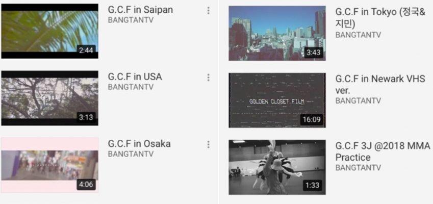 G.C.F in サイパン、USA、大阪、東京、Newark...