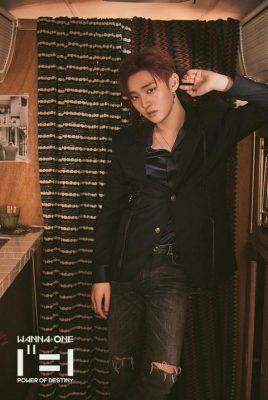 ❶ Wanna One ジソン