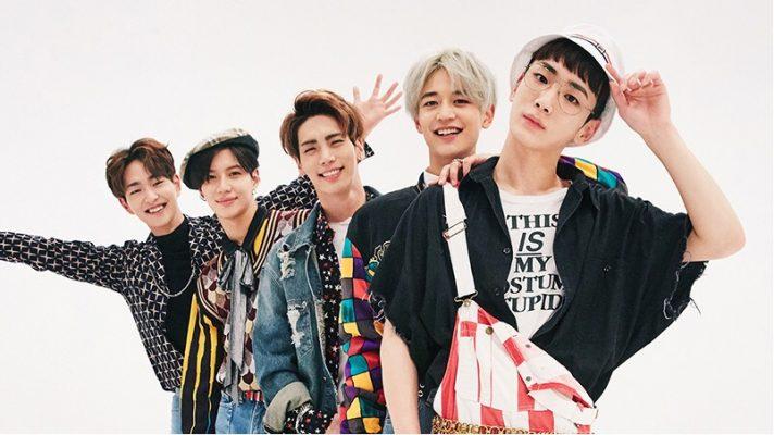 【K-POP男性グループ】メンバーの名前・デビュー日❤︎SHINee