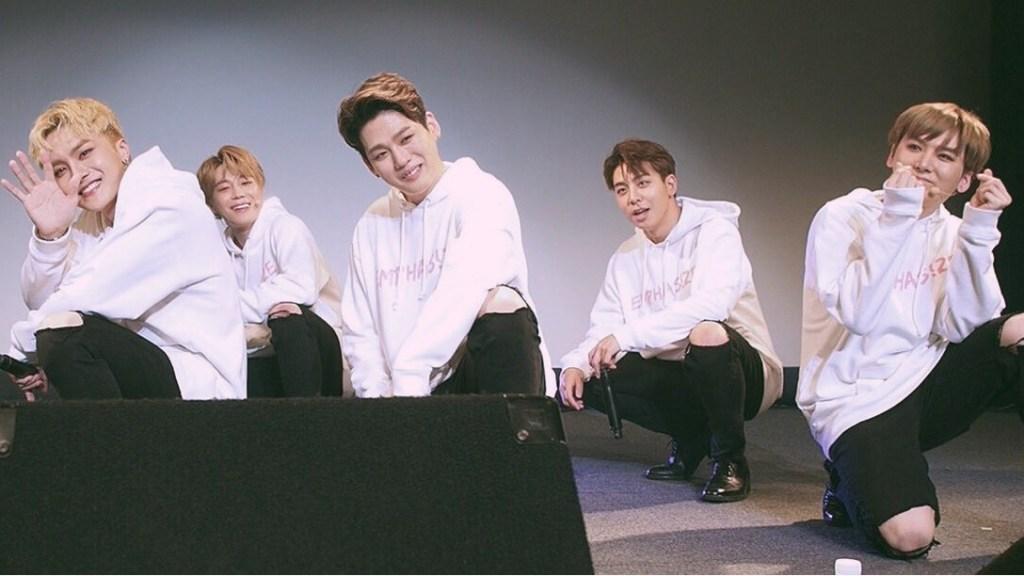 【K-POP男性グループ】メンバーの名前・デビュー日❤︎BIGFLO