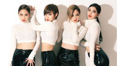 【K-POP女性グループ】メンバーの名前・デビュー日❤︎miss A