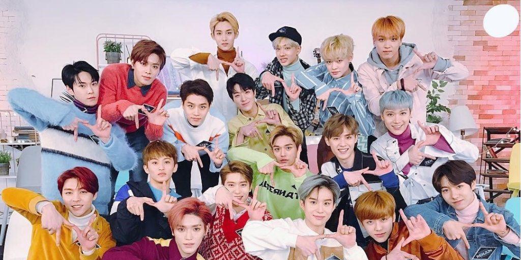 【K-POP男性グループ】メンバーの名前・デビュー日❤︎NCT 2018