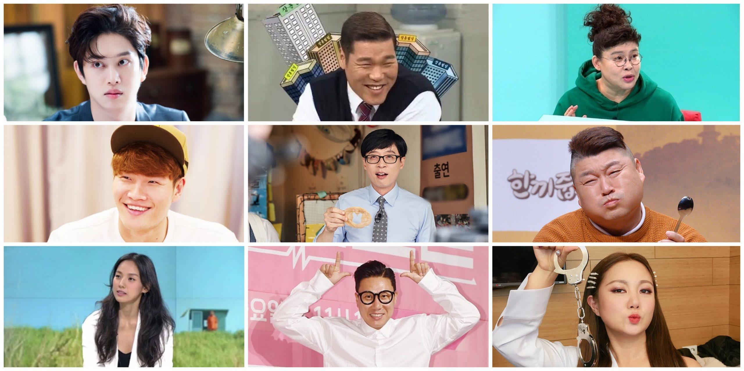 【韓国コメディアン】❤︎プロフィールまとめ