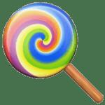 【絵文字】ペロペロキャンディ Lollipop Candy