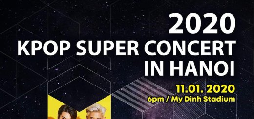 2020 K-Pop Super Concert In Hanoi|出演者ラインナップ