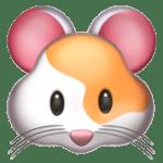 【絵文字】ハムスター Hamster
