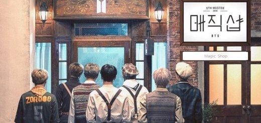 【セトリ】防弾少年団(BTS) 5th Muster [Magic Shop] (2019)